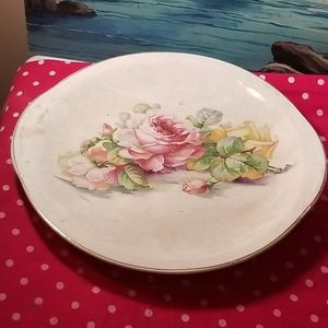 "Vintage Avon decorative plate 11"""